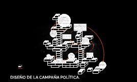 El Diseño de Campaña Política