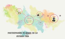 Copy of Participación de rusia en la guerra fría