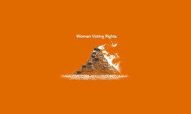 Women Voting Rights