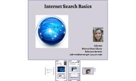 Internet Search Tips webinar