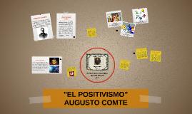 EL POSITIVISMO -