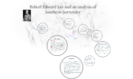 Robert E. Lee and an analysis of Southern Surrender
