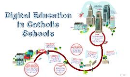 Digital Education in Catholic Schools