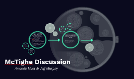 McTighe Discussion