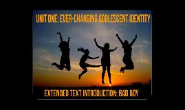 Bad Boy intro - 8th Grade CCGPS ELA intro