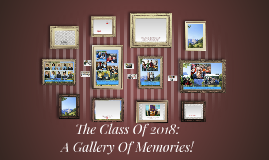 The Class Of 2018: