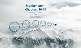 Copy of Frankenstein Chapters Presentation