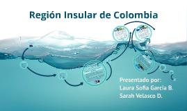 Región Insular de Colombia