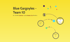 Blue Gargoyles