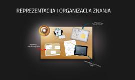 Copy of REPREZENTACIJA I ORGANIZACIJA ZNANJA