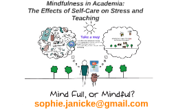 Mindfulness in Academia