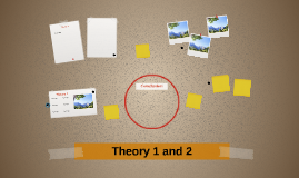 Theory 1 and 2