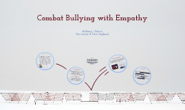 Combat Bullying with Empathy