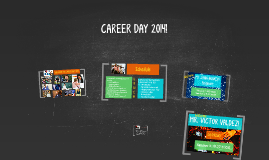 CAREER DAY 2014!