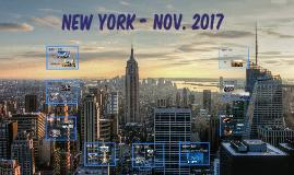 NYC - Nov. 2017