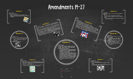 Amendments 19-27
