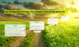 Immigration Processes