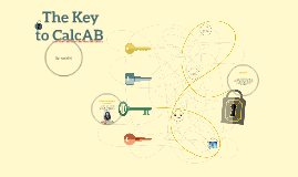 The Key to CalcAB