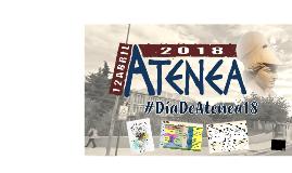 Presentación Día de Atenea 2018