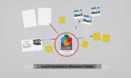 Local Governance Resource Center