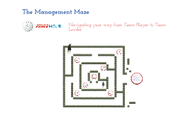 The Management Maze Part 8