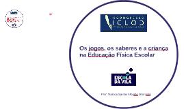 ICLOC 2017 Ed. Física Escola da Vila