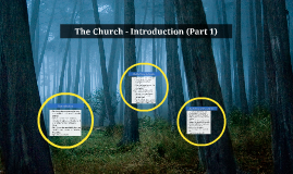 The Church - Introduction (Part 1)