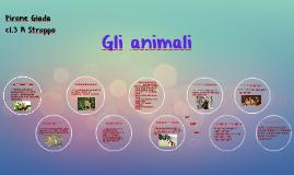Il comportamento degli  animali.