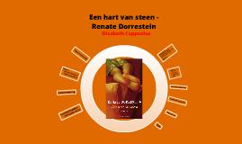 Een hart van steen - Renate Dorrestein