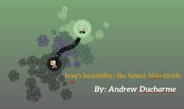 Iraq's Instability
