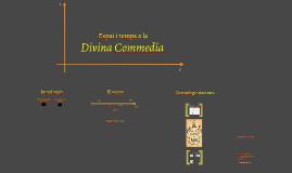 Espai i temps a la Divina Commedia
