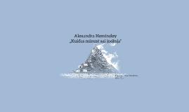 Alexandra Heminsley