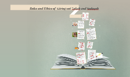 Copy of Some Rules and Ethics of  Giving out Zakah and Sadaqah