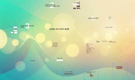 Mil y un forma de crear un sitio web