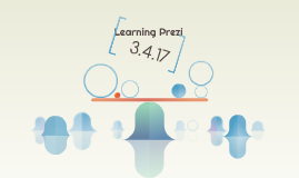 Copy of Learning Prezzi