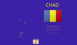 Chad Africa Project