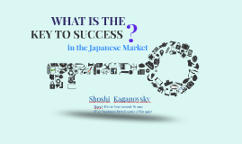 כנס אסיה - Key to Success in the Japanese market