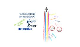 Copy of Voluntariado Internacional AIESEC