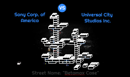 Sony Corp. of America v. Universal City Studios, Inc. (1984)