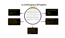 3.12H Bringing it all Together