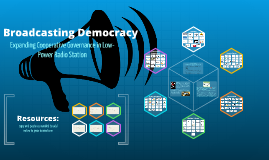 Copy of Broadcasting Democracy