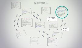 S2 BW Week 12