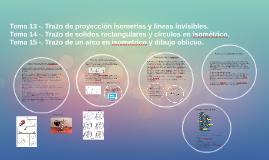 Copy of Tema 13 -. Trazo de proyección isomerías y lineas invisibles