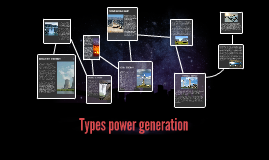 Types power generation