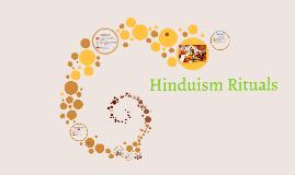 Hinduism Rituals