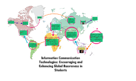 Copy of Information Communication Technology: Encouraging and Enhancing Global Awareness in Students