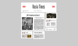 The Rusia Times