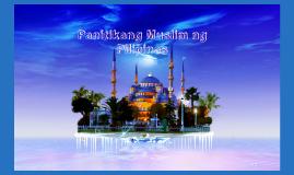 Copy of Copy of Panitikang Muslim ng Pilipinas