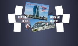 ECB & EIB
