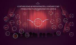 Copy of CONTABILIDAD ADMINISTRATIVA, CONTABILIDAD FINANCIERA Y CONTA